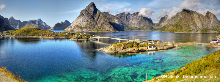 Lofoten Islands The Most Beautiful Islands In The World