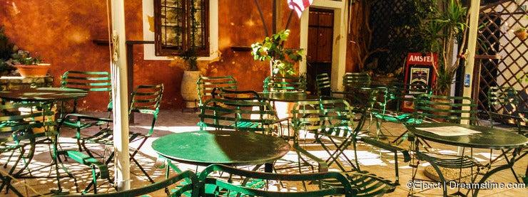 Cafe, Agian Sopias Street