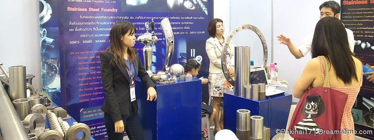 Metallex 2014 in Bangkok,Thailand