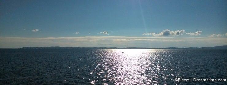 Mediterranean Sea, Corfu, Greece