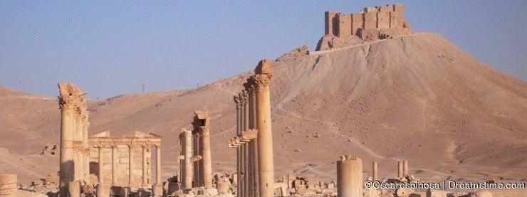 Palmyra. Syria