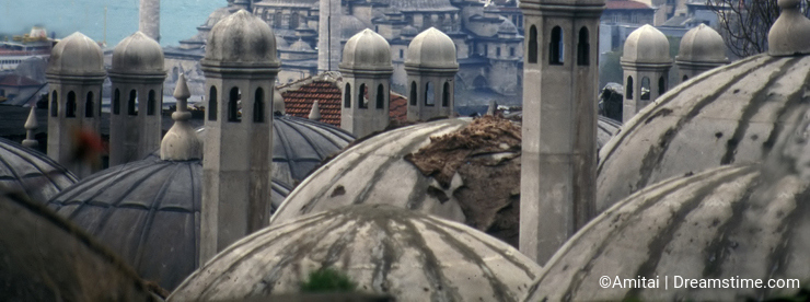 The Old city of Istanbul