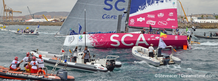 Volvo Ocean Race Team SCA