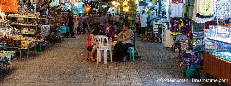 Night Street Market