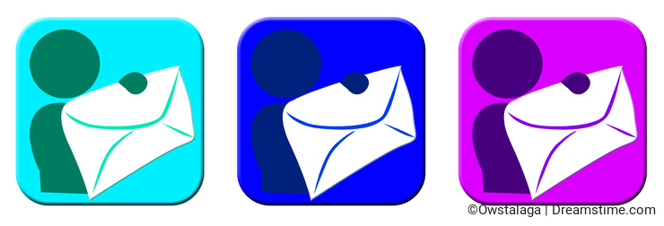 Email cool icons