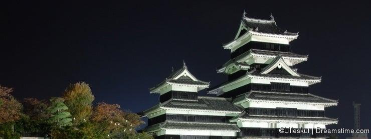 Japan-castle