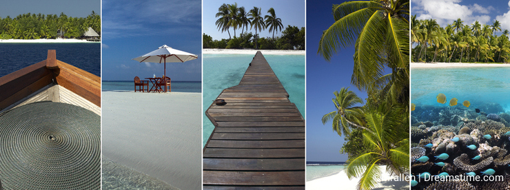 Tropical Paradise - The Maldives