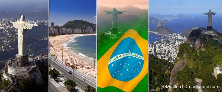 Rio de Janeiro - Brazil - South America