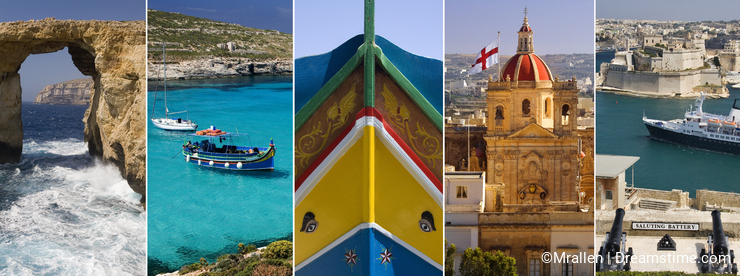 The Island of Malta