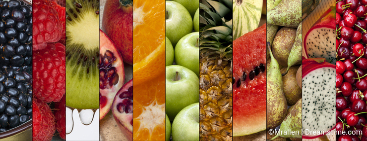 Food - Fresh Fruit - Page Header
