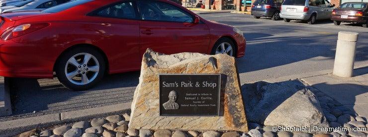 Sams Park & Shop
