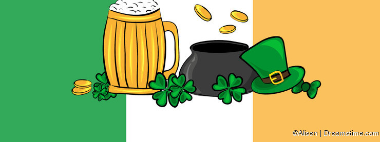 Poster St. Patrick day