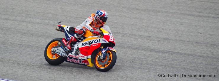 MotoGP Honda Marc Marquez rider Austin Texas 2015