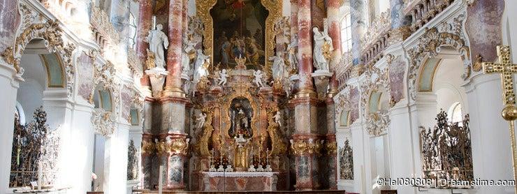 Church Wies, Bavaria
