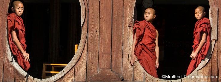 Nyaungshwe Monastery - Myanmar (Burma)