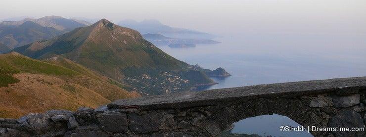 Shore of Calabria