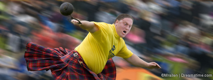 Highland Games - Scotland