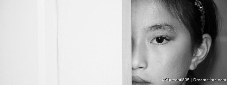 Hiding Child-Book Cover