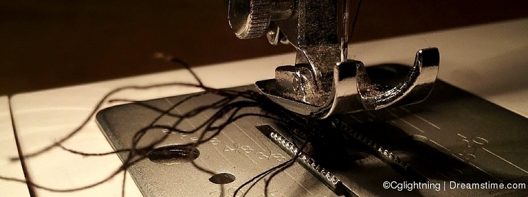 Trouble with a Sewing machine