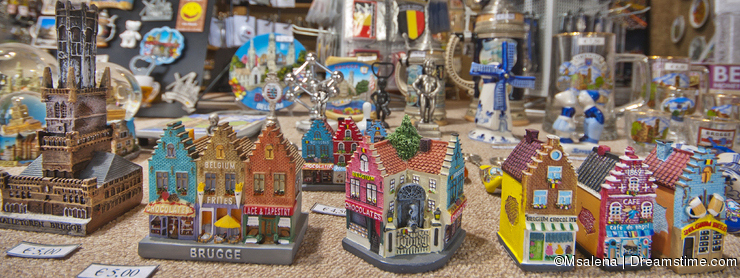 Souvenirs from Belgium