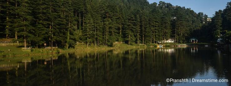 Dal lake Himachal Pradesh
