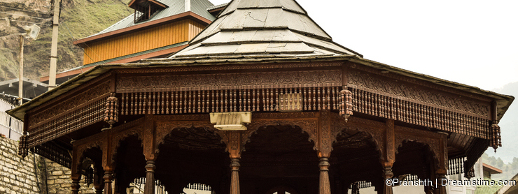 Traditional Architecture of Temple Buildings in Himachal Pradesh