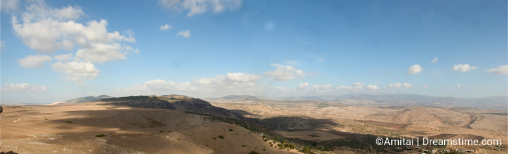 Holyland series-Galilee Panorama