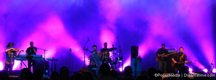 Emerson Drive in Concert