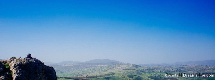 Holy Land Series - Mt. Arbel