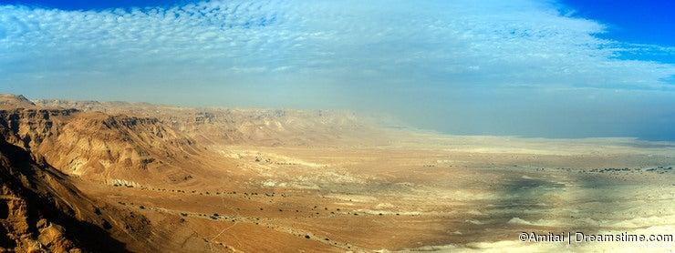 Holy Land Series - Judea Desert#1