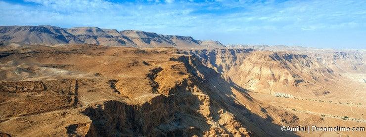 Holy Land Series - Judea Desert#2
