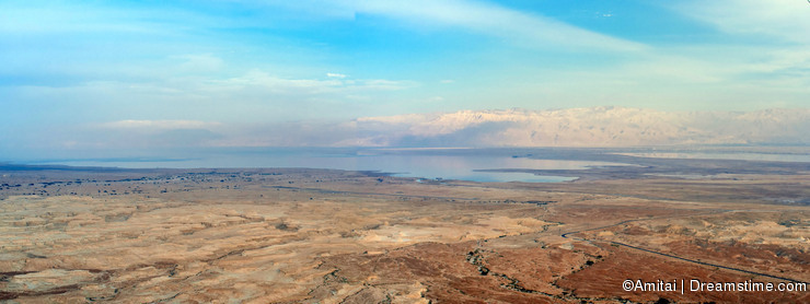 Holy Land Series - Judea Desert#6