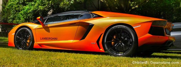 Sports Cars, Super-cars, Lamborghini Aventador