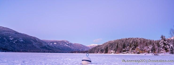 ALTA LAKE -Whistler Bc Canada