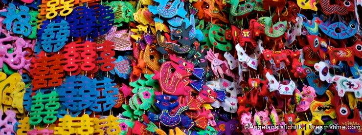 Colourful Cutouts