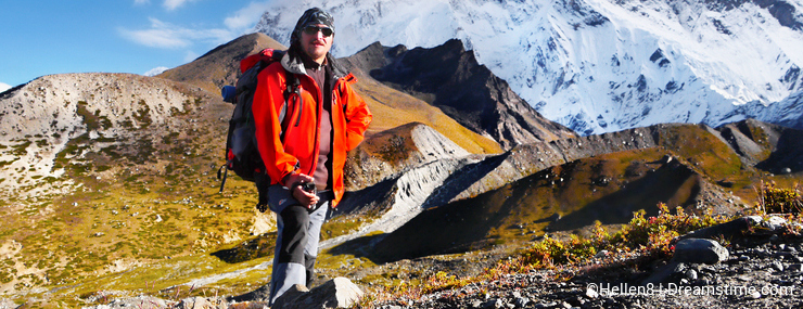 Trekking Mountains Climber Himalayas