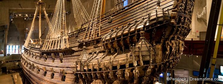 Warship Vasa, Stockholm