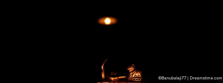Candles in Water