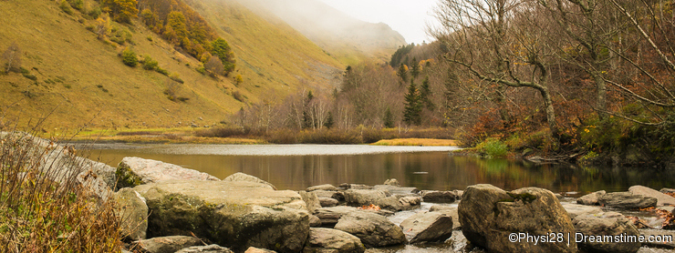 Pyrenees landscapes