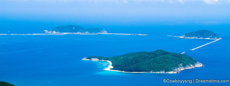 The South China Sea Islands