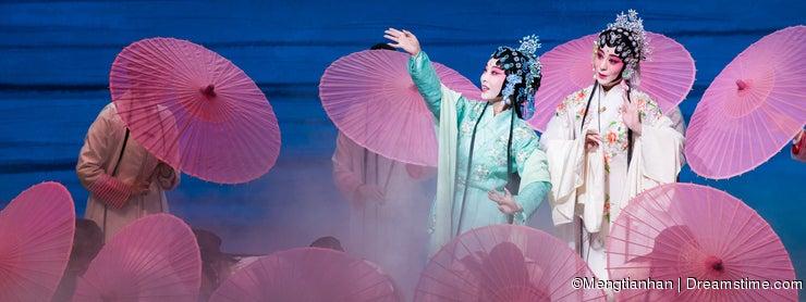 """Beauty of West Lake-Kunqu Opera""""Madame White Snake"""""""