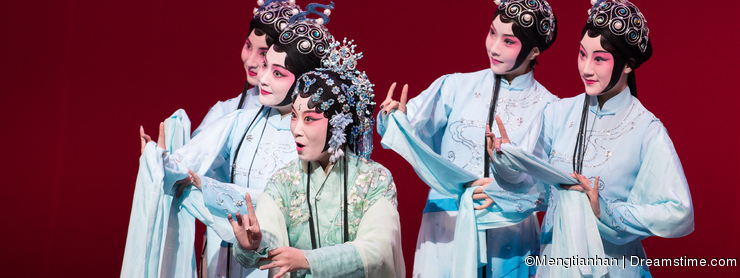 """Waves of the fairies-The sixth act water overflows golden hill-Kunqu Opera""""Madame White Snake"""""""