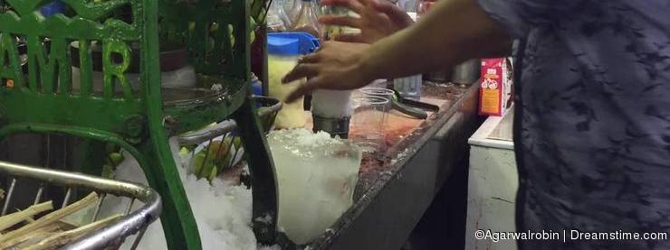 Ice Candy Slush Machine or Maker