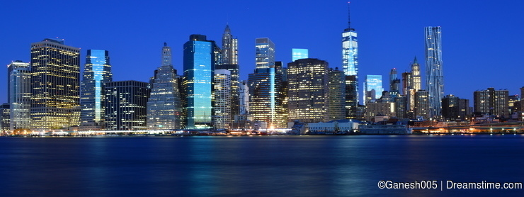 Newyork before Sunrise
