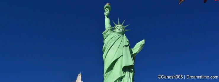 Las Vegas Statue Of Liberty