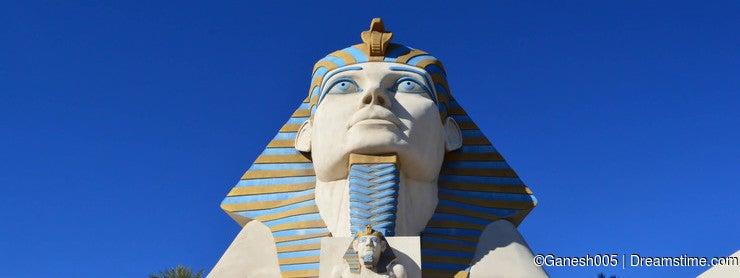 Great Sphinx Las Vegas