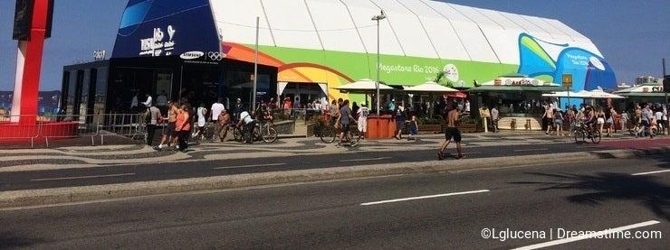 Mega Store Rio 2016
