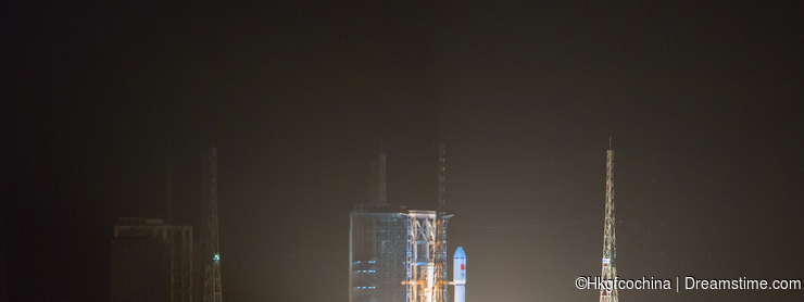 China's Changzheng Rocket CZ-7