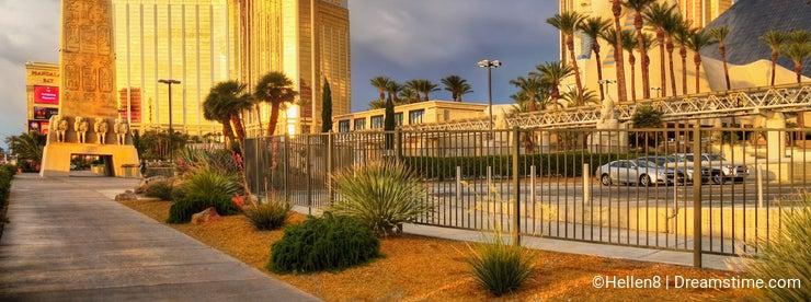 Las Vegas, Luxor Obelisk