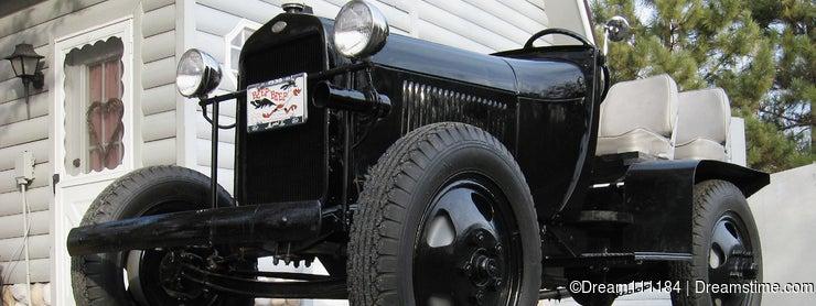 1930 Model A Truck